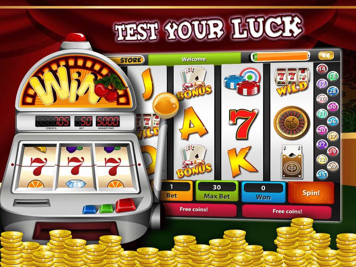 Play slots for fun and have a useful experience